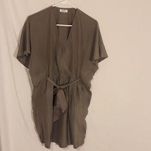 Gray Elegant  dress